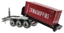 20 Fuss Container-Halter Set für Abroll-Plattform - Italeri 6516