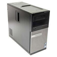 Dell Optiplex 9010 Tower Computer B-Ware Quad Core i5 3470 Windows 10 Pro