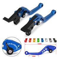 CNC Short Brake Clutch Levers For YAMAHA SUPERTENERE XT1200ZE XJR 1300 Racer