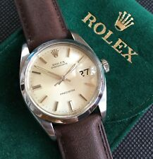 Rolex Precision Oyster Date 6694 – 1959 – Full Size Vintage Rolex Oysterdate