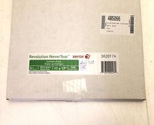 "Xerox Revolution NeverTear Synthetic Paper 5mill - Matte white /11"" x 17""/100ct"
