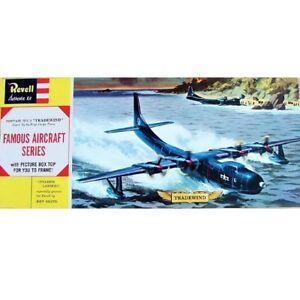 Revell H178:98 Convair R3Y2 Tradewind 1/168 scale plastic model kit RARE