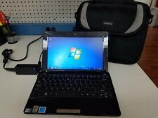ASUS Eee PC 1005HAB 10.1in. (160GB, Intel Atom, 1.6GHz, 1GB) Netbook - Blue -...