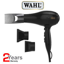 Wahl ZX962 PowerPik 3000 Hair Dryer in Black, 3 Heat 2 Speed Setting - 1800 Watt