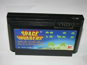 Space Invaders Famicom NES Japan import US Seller