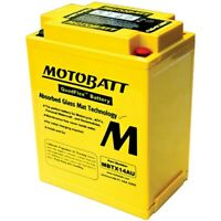 New Motobatt Battery For Yamaha PZ480E Phazer Deluxe 480cc 84 85 86 87 88 89