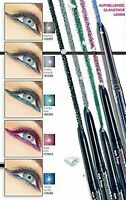 Avon TRUE COLOR Glimmerstick Diamonds Eye Liner Smokey Diamond Eyeliner Gray