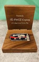 2010 Coca-Cola Veterans Day RARE Challenge Coin VIP Box Set! Numbered to 200!