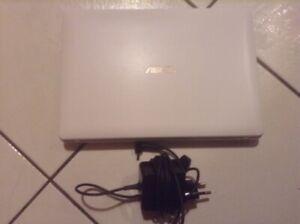 Notebook Asus X102B Blanc