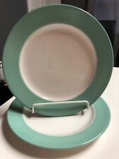 Set Of 2 At Home With Martha Stewart West Port Classic Salad / Dessert Plates