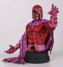"MARVEL MAGNETO Zombie Gentle Giant Busto Estatua Figura 7"" nuevos X Men"