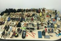 Star Wars Action Figure Lot Power of The Force Vintage & Modern Items LFL 130pcs