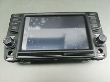 Original VW Ag Display Control Panel Touchscreen Display Radio Audio 3CG919606