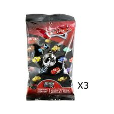 Disney / Pixar CARS - Mini Racers Blind Bags (x3) - 3 Pack