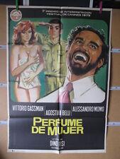 2092     PERFUME DE MUJER DINO RISI VITTORIO GASSMAN