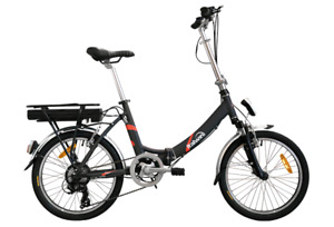 Flipper Folding E-Bike Electric bicycles  Made in Italy  Hybrid bicycles 36v
