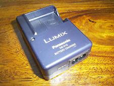 PANASONIC LUMIX UK ORIGINAL DE-A12 DE-A12A BATTERY CHARGER FOR CGA-S005 BATTERY