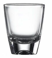 30 x GLASS SHOT GLASSES 35ml DRINKWARE SAMBUCCA TEQUILA PARTY SHOOTER SHOTS