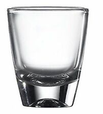 6 x GLASS SHOT GLASSES 35ml DRINKWARE SAMBUCCA TEQUILA PARTY SHOOTER SHOTS JAGER
