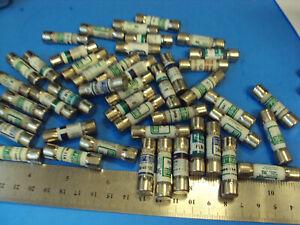 6B   25- PCS Various Assorted Fuses 1000V 250V 600V BUSSMANN LITTELFUSE