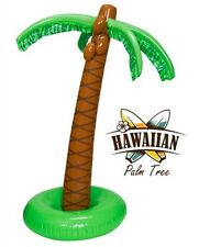 "66"" Inflatable Palm Tree Luau Party Decoration Jungle Beach Pool Tropical"
