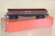 TRIX TTR 1/560 675 LNER NE BOGIE BRICK WAGON 164132 BOXED ns