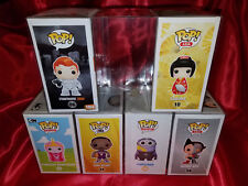 100 FUNKO POP! PROTECTORS PREMIUM QUALITY 0.40mm THICK! Crystal Clear! Acid-Free