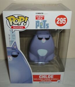 Funko Pop The Secret Life of Pets Chloe figure 295