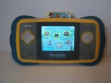 Vtech Mobigo Handheld Touch Learning System w/ Toy Story 3 Game Cartridge Works