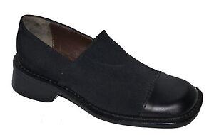 Luc Berjen Mobile Black Shoes NIB Various Sizes SP £99.50