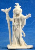1 x ALAHAZRA ORACLE ICONIC - BONES REAPER figurine miniature jdr rpg d&d 89022