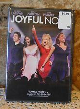 JOYFUL NOISE~DOLLY PARTON~QUEEN LATIFAH~FACTORY WRAPPED DVD~GR8 STOCKING STUFFER