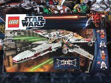 Lego Star Wars 9493 2012 X-WING STARFIGHTER inc Jek Porkins R5-D8 New Sealed Box