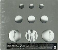 BUCK-TICK-NEW WORLD -JAPAN SHM-CD+Blu-ray Type B Bonus Track Ltd/Ed E20