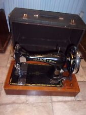 Lovely Antique Singer Sewing Machine. 1895