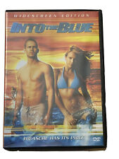 Into the Blue (DVD, 2005, Widescreen) Paul Walker, Jessica Alba