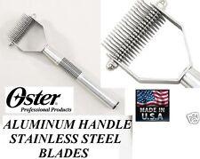 OSTER 18 Blade FINE Stripping MAT Breaker Undercoat Coat Hair STRIPPER RAKE Tool