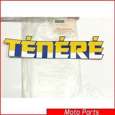 scritta adesivo carena laterale Yamaha XTZ Tenerè 600  3AJ 3AJ2831510