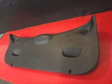00-07 FORD FOCUS REAR BACK TRUNK HATCH DOOR WALL TRIM COVER SILL LINER COUPE