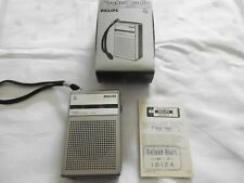 Philips 90AL098 Pocket-Radio MW Sehr alt