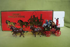 Modellauto - Matchbox - Models of Yesteryear - Passenger Coach & Horses - YS-39