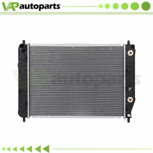 Aluminum Radiator Fits 2006 2007 2008-2009 Cadillac XLR 4.4L For 2715