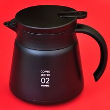 Hario coffee V60 Insulated stainless steel server 550ml Vhs-60 tracking+ins
