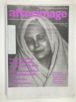 Vintage Magazine Afterimage Journal of Media Arts Vol 23.2 Sep / Oct 1995