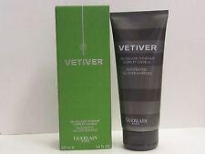 Vetiver by Guerlain For Men 6.8 oz Invigorating All Over Shampoo New In Box