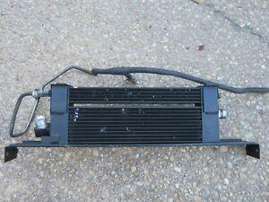 1999-2004 BENTLEY ARNAGE RED LABEL ENGINE & TRANSMISSION OIL COOLER RADIATOR OEM