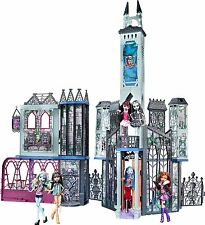 MONSTER High deadluxe Liceo Play Set Deluxe casa delle bambole con accessori.