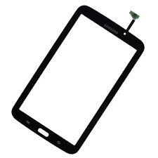 "Black Samsung Galaxy Tab 3 SM-T217A Touch Screen Digitizer Glass 7"" + Adhesive"