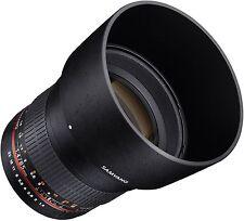 Samyang 85mm f1.4 ASP IF [Canon]