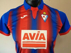 EIBAR 2019/20 HOME JERSEY BOYS 2XS SUIT 11-12 YEAR OLDS BRAND NEW
